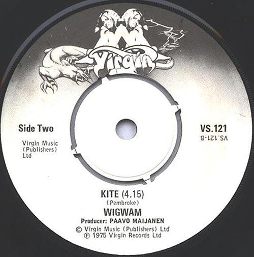 Wigwam - Freddie Are You Ready / Kite